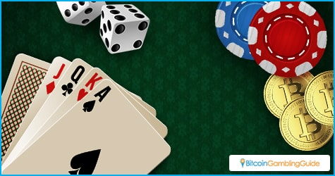 Online Gambling with Cryptocurrencies