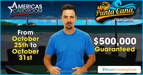 Punta Cana Poker Classic on Americas Cardroom