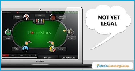 Online Poker in California