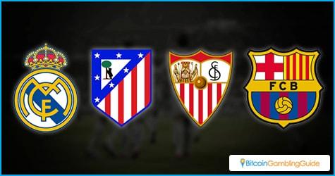 La Liga Teams