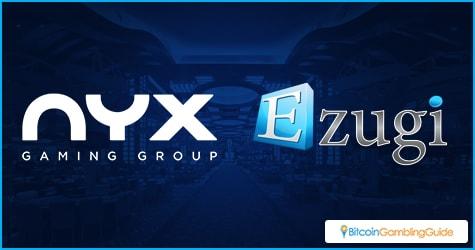 NYX and Ezugi
