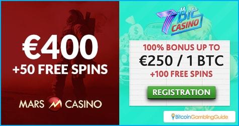 Mars Casino vs 7BitCasino