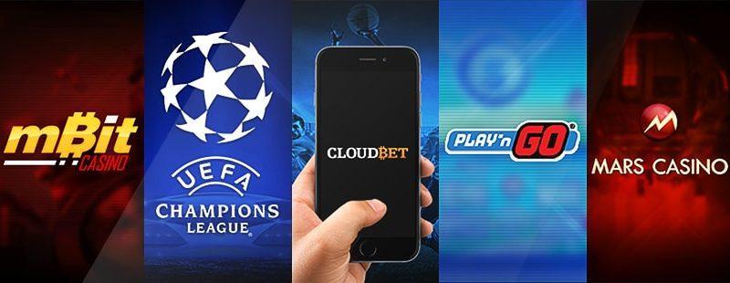 Roundup: mBit Casino, Cloudbet & Mars Casino
