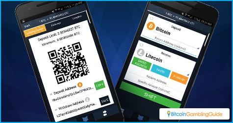 ShapeShift Mobile App