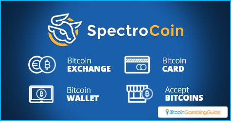 SpectroCoin makes Bitcoin betting possible
