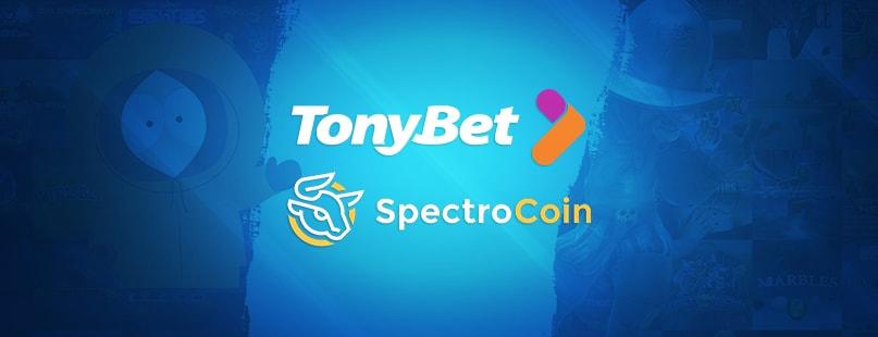 SpectroCoin Deal Brings Bitcoin To Tonybet
