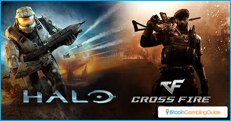 Halo and Crossfire Odds on UltraPlay