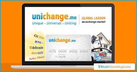 Unichange Debit Card