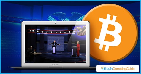 Bitcoin Bets on US Presidential Debate