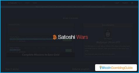 Satoshi Wars launches in Bitcoin