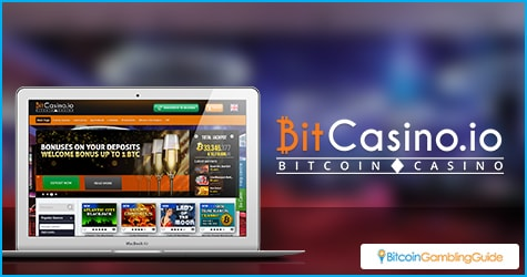 BitCasino.io nominated for the Rising Star Category
