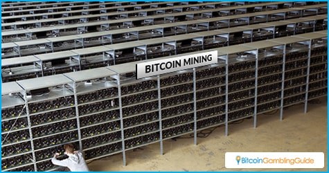Functions of Bitcoin mining