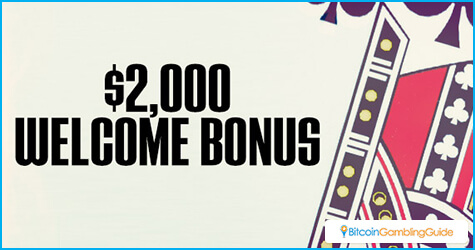 Ignitoin Casino $2,000 Welcome Bonus