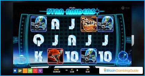 Atari Star Raider Slots