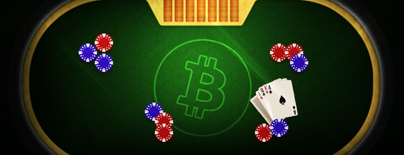 Where Is It Best To Play Online Bitcoin Poker?