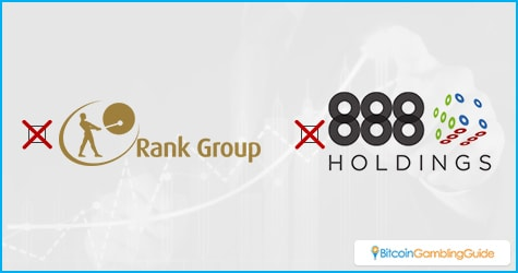 Rank Group and 888 Holdings failed to merge with William Hill