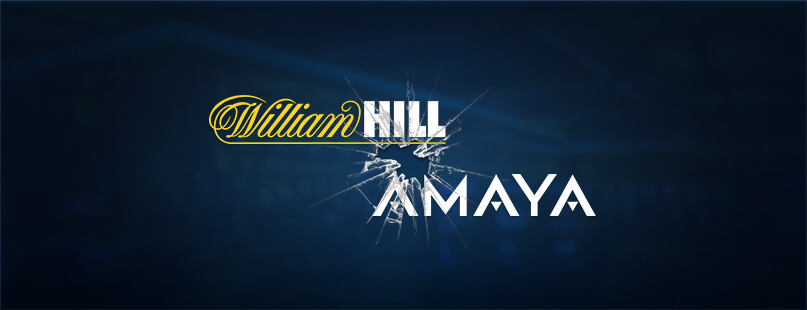 William Hill Reroutes After Merger Talks With Amaya