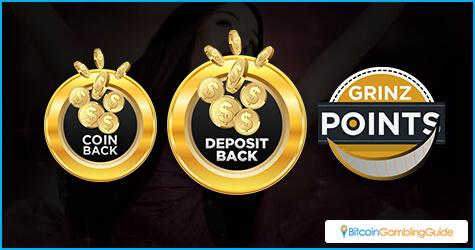 4Grinz Casino Bonuses & Promotions