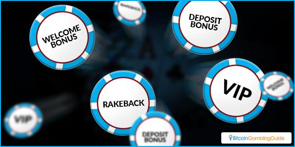 Bitcoin Poker Bonuses