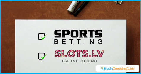 Sportsbetting.ag and Slots.lv