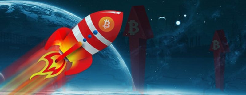 Surging Bitcoin Prices Benefits Bitcoin Players