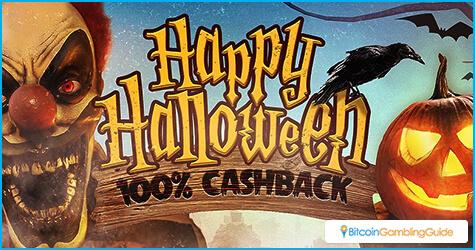 Happy Hallowwn 100% Cashback