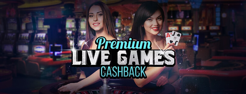 Evolution Gaming Tables Come With Premium Cashback