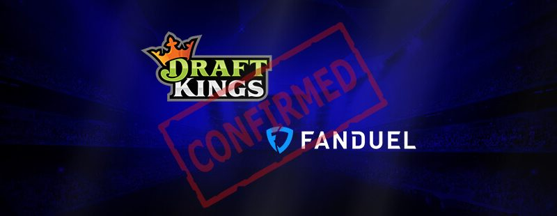 DraftKings & FanDuel To Officially Merge In 2017