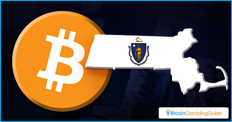 Bitcoin Gambling in Massachusetts