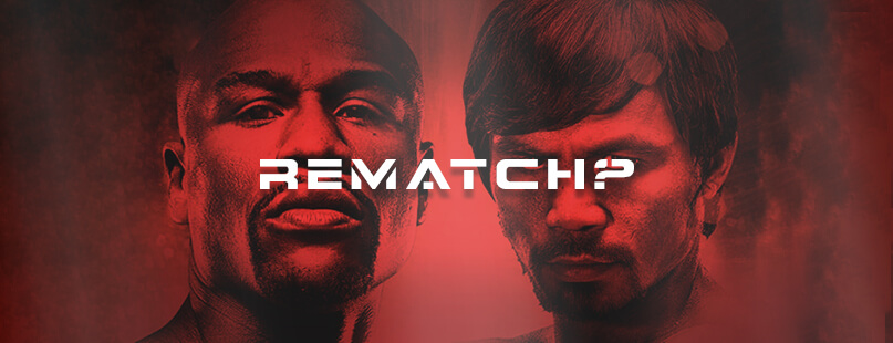 Sportsbooks Ready For Pacquiao & Mayweather Rematch