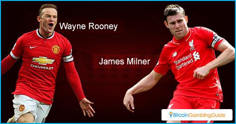 Wayne Rooney and James Milner