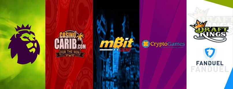 Roundup: mBit Casino, Casino Carib & Crypto-Games