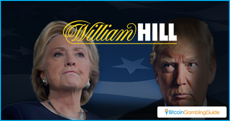 William Hill US Election Betting