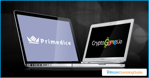 Primedice and CryptoGames.io