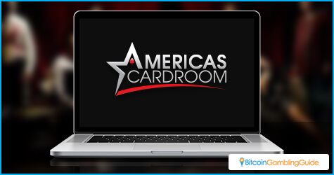 Play Bitcoin Poker at Americas Cardroom