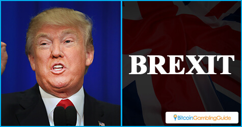 Donald Trump and Brexit