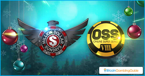 Play OSS VIII and Million Dollar Sundays at Americas Cardroom