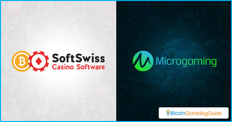 SoftSwiss and Microgaming