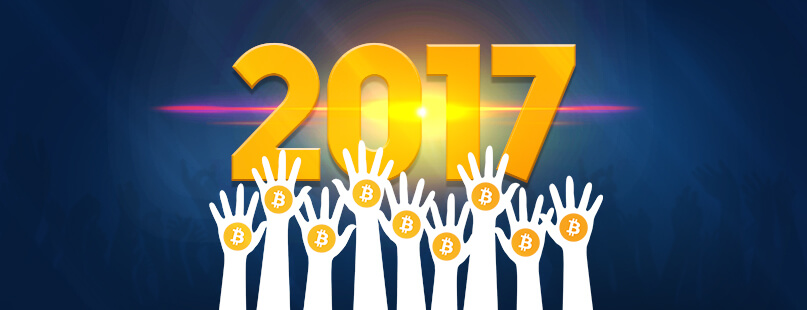 Grow Your Stash In 2017: 4 Ways to Invest Bitcoins