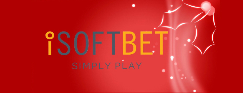 iSoftBet Brings Robo Smash Xmas Slot Treat