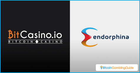 Play Endorphina Games at BitCasino.io