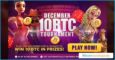 December 10 BTC Tournament at mBit Casino