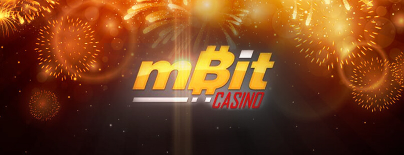 mBit Casino Holds 10 BTC Tournament For December