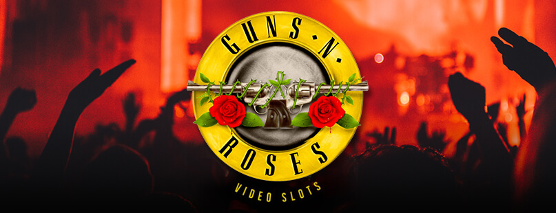 NetEnt's Guns N Roses Slot Wins Game of the Year