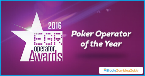EGR 2016 Poker Operator of the Year