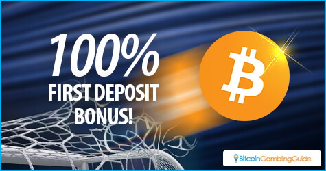 PowerBet.io 100% First Deposit Bonus