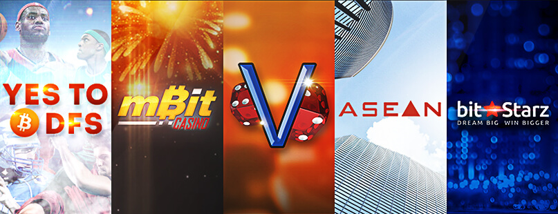 Roundup: vDice.io, BitStarz & ASEAN Gaming Summit