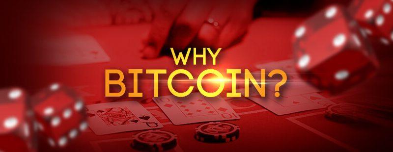 4 Ways Bitcoin Benefits Online Gambling Players