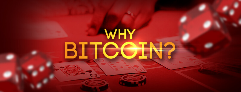 4 Ways Bitcoin Benefits Online Gambling Players