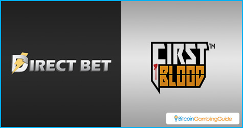 DirectBet and FirstBlood